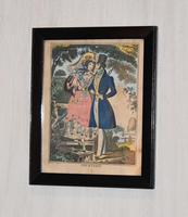 Three Romantic Regency Tinsel Prints (2 of 7)