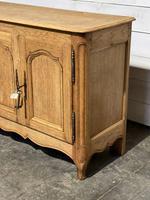 French Bleached Oak Sideboard or Dresser Base (7 of 23)