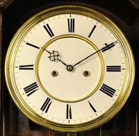 Dwarf Vienna Regulator Wall Clock - Schonberger in Wein (8 of 11)