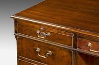 Mid 19th Century Pedestal Desk (3 of 4)
