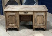 18th Century French Bleached Desk (2 of 20)