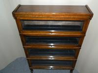 oak Hillhead stacking bookcase / sectional bookcase (2 of 6)