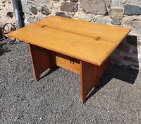 Rare Heal's Oak Cabinet Come Table (4 of 7)