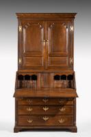 Late 18th Century Oak Bureau Cabinet (3 of 6)