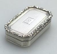 Good William IV Solid Silver Vinaigrette London 1832 (2 of 10)