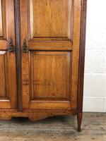 Victorian Mahogany Two Door Cupboard (4 of 13)