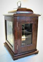 Outstanding 1952 English Westminster Chime Presentation Bracket Clock (4 of 9)
