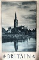 9 Original  Photogravure Printed Travel Posters from the Series 'Britain' by the Travel Association (13 of 18)