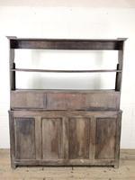 Antique North Wales Oak Dresser (9 of 10)