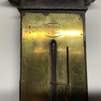 Stick Barometer for Restoration French Georgian Mahogany (3 of 11)