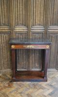 French Empire Console / Hall Table (2 of 7)