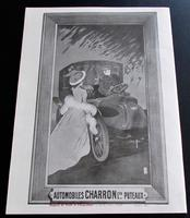 1911 Figaro Illustre French Journal  Les Gobelins with Poster Sized  Colour Prints
