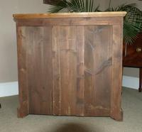 Edwardian Ash Chest of Drawers (2 of 7)