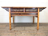 Chinese Elm Sideboard (9 of 9)