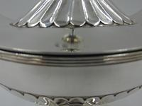 Antique Victorian Silver Tureen - Sheffield 1899 (3 of 7)