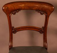 Good Set of 8 Early Victorian Century Dining Chairs (8 of 12)