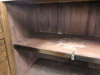 Antique 19th Century Two Stage Mahogany Bookcase (17 of 19)