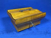 French 19th Century Satinwood Box (2 of 15)
