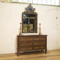 Louis XVI Period Original Painted Commode - Chest of Drawers (3 of 14)