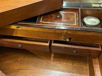 Good Quality Rosewood Writing Slope / Box by the Famous Maker William Eyre (7 of 12)