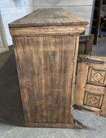 Rustic Oak Spanish Sideboard (11 of 13)