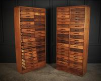 Large Pair of Haberdashery Cabinets (2 of 13)