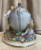 Dresden Porcelain Table Centre Piece (4 of 6)