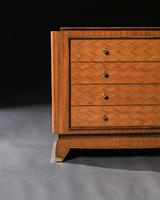 Jules Leleu Art Deco Faded Palisander Commode Attributed To Jules Leleu (8 of 8)