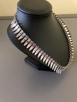 Danish Sterling Silver Necklace by Th. Skat-rordam (3 of 4)