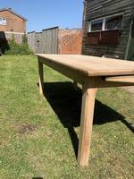 Elm Farmhouse Table 2m (10 of 10)