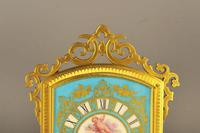 Thomas Cole Style Porcelain Dial Strutt Clock (7 of 12)