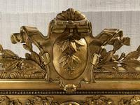 Large French Gilt Wall Mirror (13 of 15)