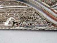 Stylish Chester Silver Art Nouveau Style Photo Frame (5 of 7)