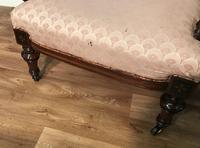 Victorian Burr Walnut & Inlaid Salon Suite (29 of 38)