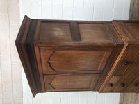 Antique 19th Century Welsh Oak Press Cupboard (7 of 14)