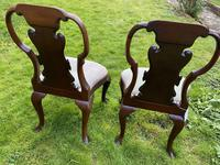 Pair of George I style chairs (5 of 8)