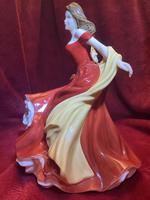 "Royal Doulton Figurine Titled ""Winter Ball"" from Pretty Ladies Collection HN5466 (3 of 9)"