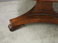 George III Mahogany Breakfast Table, likely by W. Trotter (6 of 10)