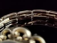 Antique Mourning Bracelet, 9ct Gold, Hairwork, Conversion (7 of 11)