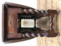 Antique 18th Century Welsh Oak Gateleg Table, Folding Table, Dining Table or Kitchen Table (12 of 12)