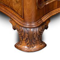 Burr Walnut Desk by Gillows (4 of 5)