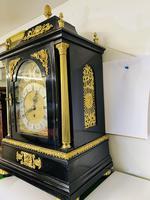 Triple fusee 8 Bells & Westminster Chime musical clock (4 of 8)