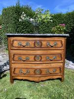 Small 18th Century Serpentine Fronted Commode (10 of 17)