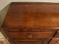 Oak Dresser Base 18th Century (5 of 7)