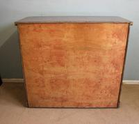 Antique Victorian Mahogany Chest of Drawers (14 of 14)