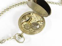 1920s Minerva Pocket Watch & Chain (4 of 5)