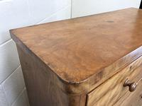 Antique Satinwood Chest of Drawers (8 of 10)