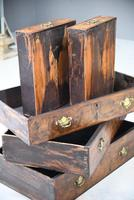 18th Century Walnut Chest of Drawers (4 of 12)