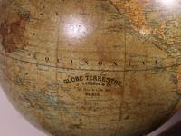 Globe Terrestre J.lebègue & Cie c.1890 (9 of 13)