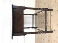 Antique English Side Table (8 of 10)